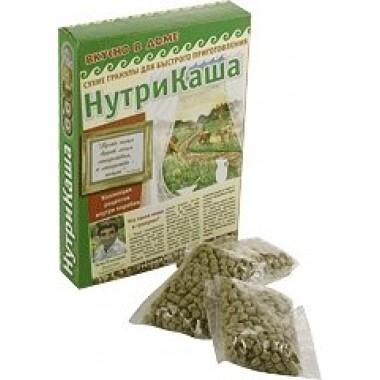 НутриКаша, сухие гранулы для быстрого приготовления: описание, отзывы
