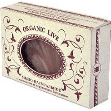 Натуральное мыло «Organic Live», с маслом ши и перуанским бальзамом: описание, отзывы
