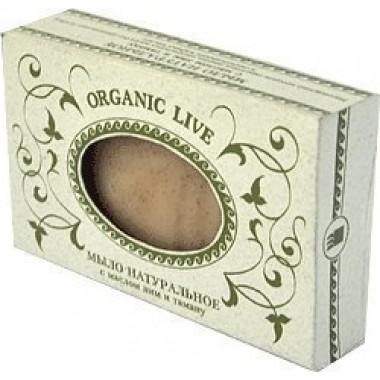 Натуральное мыло «Organic Live», с маслом ним и таману: описание, отзывы