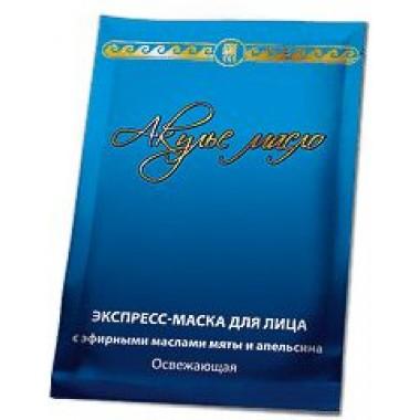 Экспресс-маска для лица «Акулье масло» с эфирными маслами мяты и апельсина: описание, отзывы