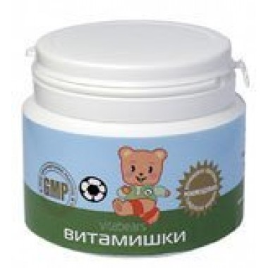 Поли Витамишки (Poly Vitabears): описание, отзывы