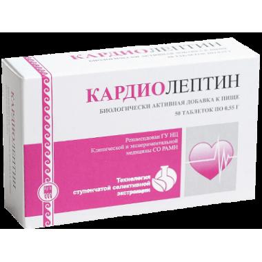 Кардиолептин: описание, отзывы