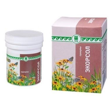 Напиток чайный гранулированный «Экорсол»: описание, отзывы