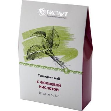 Токсидонт-май с фолиевой кислотой: описание, отзывы