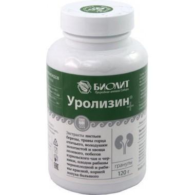 Уролизин: описание, отзывы