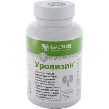 Напиток чайный гранулированный «Уролизин»: описание, отзывы