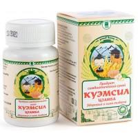 КуЭМсил Цзамба, продукт симбиотический