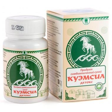 КуЭМсил Детокс, продукт симбиотический: описание, отзывы