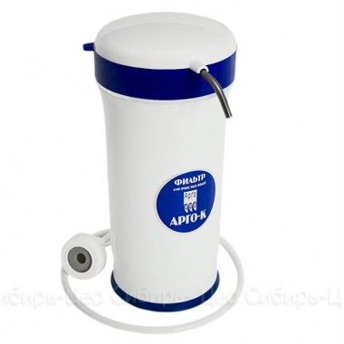 Фильтр для воды АРГО-К: описание, отзывы