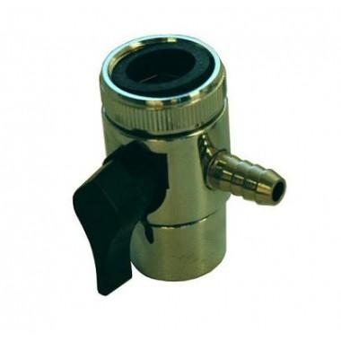 Дивертор верхний металлический с муфтой  для внешнего фильтра: описание, отзывы