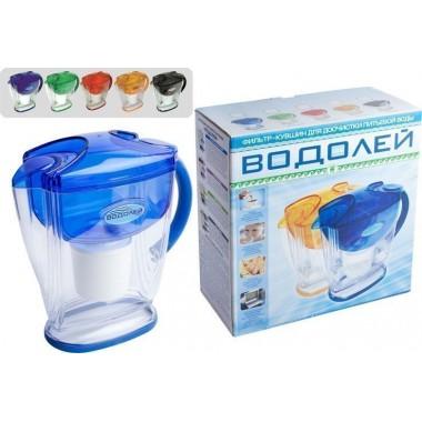 Фильтр-кувшин для доочистки питьевой воды «Водолей»: описание, отзывы