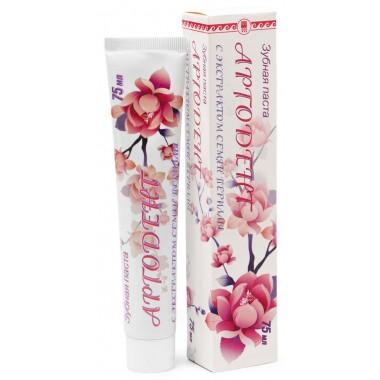 Зубная паста «Аргодент с экстрактом периллы», антикариесная и противопародонтозная: описание, отзывы