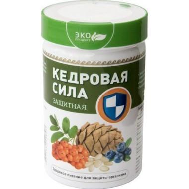 Кедровая сила Защитная, продукт белково-витаминный: описание, отзывы