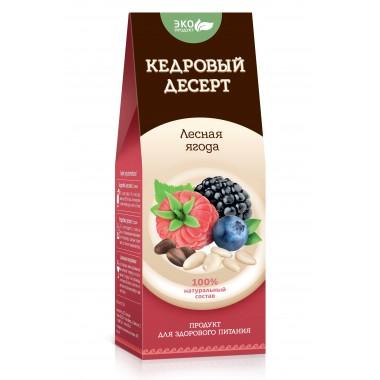 Кедровый десерт «Лесная ягода»: описание, отзывы