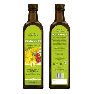 Масло растительное «Молодильное»: описание, отзывы