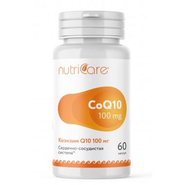КОЭНЗИМ Q10 100 МГ (CoQ10 100 mg): описание, отзывы