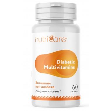 Витамины при диабете (Diabetic Multivitamins): описание, отзывы