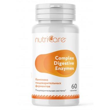 Комплекс пищеварительных ферментов (Complex digestive enzymes): описание, отзывы