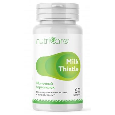 Молочный чертополох (Milk thistle, Расторопша пятнистая): описание, отзывы