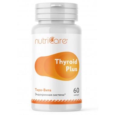 Тиро-Вита (Thyroid Plus): описание, отзывы