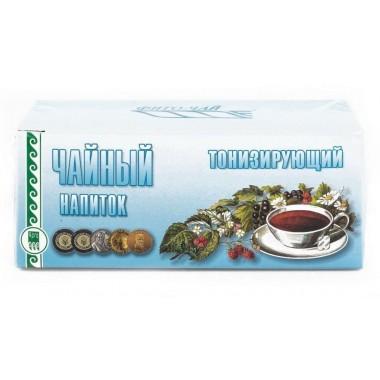 Напиток чайный «Тонизирующий»: описание, отзывы