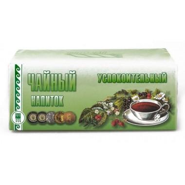 Напиток чайный «Успокоительный»: описание, отзывы