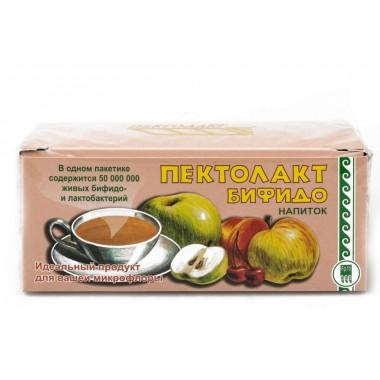Пектолакт Бифидо, напиток сухой симбиотик: описание, отзывы