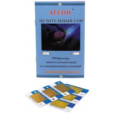 Агеон «Исцеляющий сон», биофильтр защитный от электромагнитных излучений: описание, отзывы