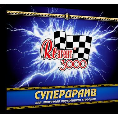 Реагент 3000 для двигателя «Супердрайв»: описание, отзывы