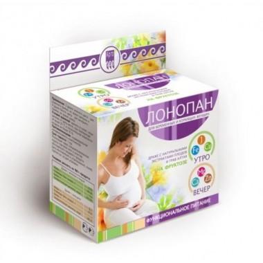 Лонопан, для беременных и кормящих женщин: описание, отзывы