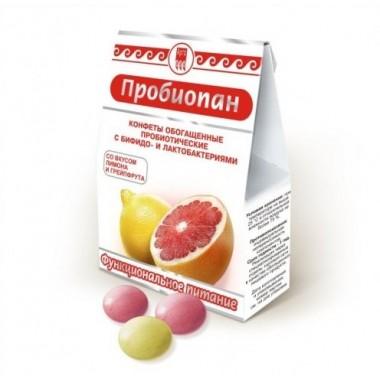Пробиопан, конфеты обогащенные пробиотические: описание, отзывы