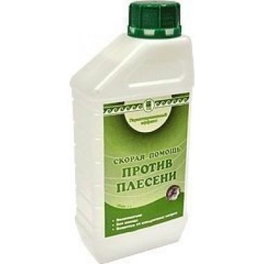 Средство для предотвращения появления грибка и плесени «Скорая помощь против плесени»: описание, отзывы