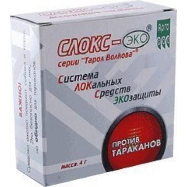 СЛОКС-эко против тараканов (код 2706): описание, отзывы