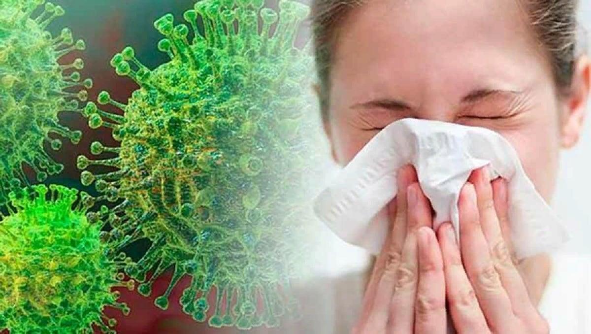 Детоксикация в остром периоде вирусной инфекции