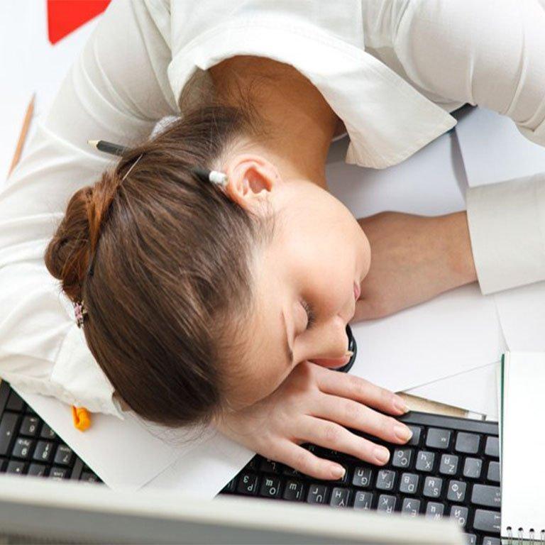 Синдром хронической усталости в экологическом интерьере