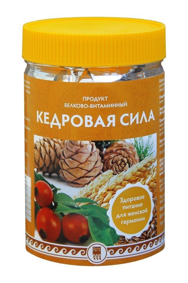 Купить Кедровая сила, белково-витаминный коктейль (код 0511), цена