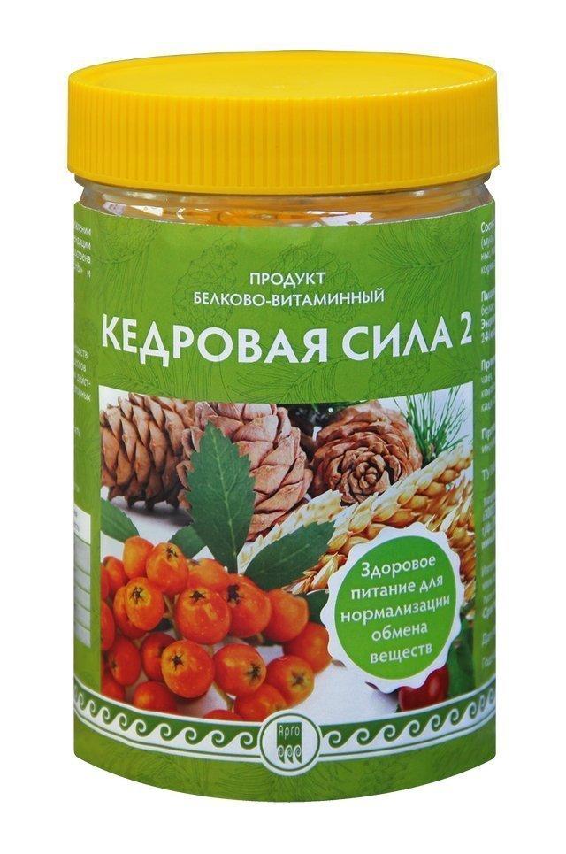 Купить Кедровая сила-2, белково-витаминный коктейль (код 0512), цена