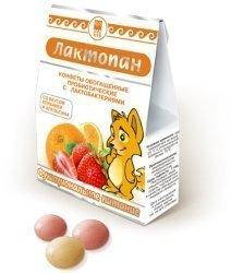 Купить Лактопан, конфеты обогащенные пробиотические (код 0613), цена