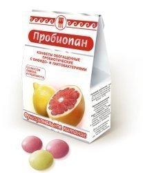 Купить Пробиопан, конфеты обогащенные пробиотические (код 0615), цена