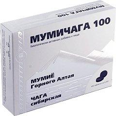 Купить Мумичага 100, БАД к пище (код 0721), цена