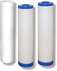Купить Комплект картриджей для высокопроизводительного фильтра «Водолей-БКП» (код 1624), цена
