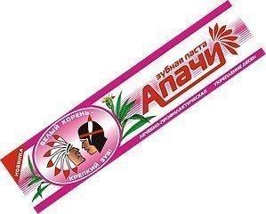 Купить Зубная паста «Апачи», для укрепления десен (код 2405), цена