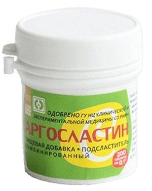 Купить Аргосластин, сахарозаменитель (код 0701), цена