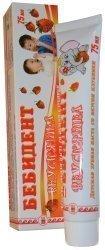 Купить Детская зубная паста «Бебидент вкусняшка» (код 2303), цена