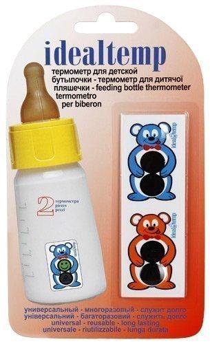 Купить Термометр жидкокристаллический для детской бутылочки, цена