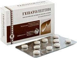 Купить Гепатолептин (код 0707), цена