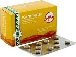 Купить Каталитин (код 0702, 0703), цена
