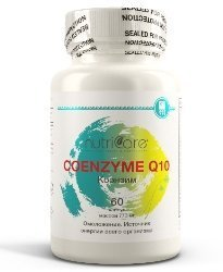 Купить Коэнзим Q-10 Нутрикэа (Coenzyme Q-10 Nutricare) [код 0438], цена