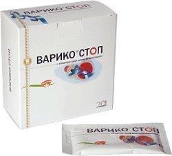 Купить Варико-стоп, концентрат сухой безалкогольный (код 0725), цена