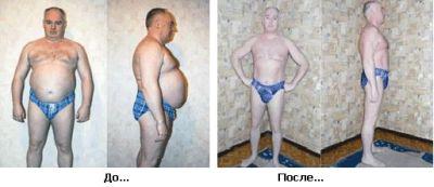 Результаты применения РЕЦЕПТА УСПЕХА